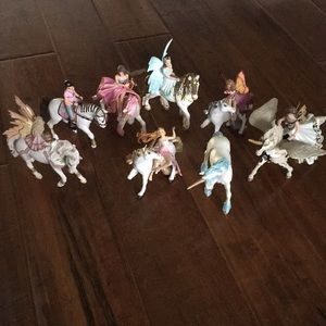Huge Collectible Horses Collection